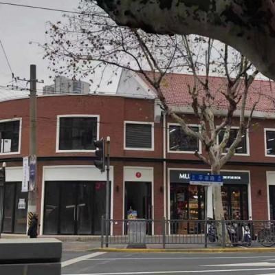 杨浦平凉路218平中学对面沿街2楼可办公教育培训出租转让
