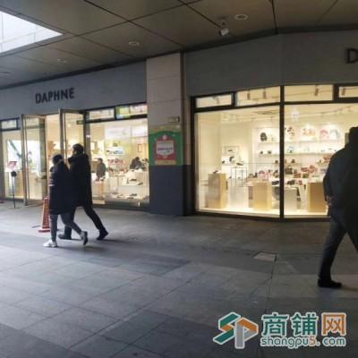 上海万达金街转角旺铺
