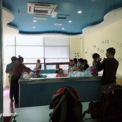 鱼乐贝贝婴幼儿游泳馆天津东丽湖店