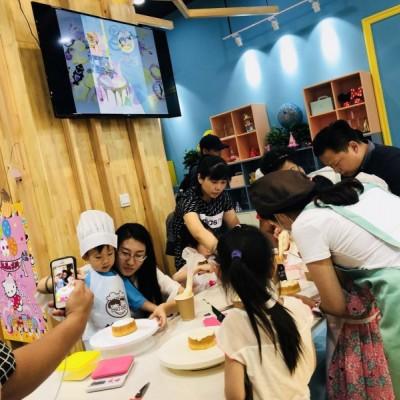 亦庄大型商场亲子烘焙游乐餐饮服务公司,儿童区火爆旺铺,租期长