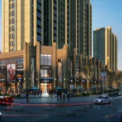 地铁2号线起点站韦曲南站200米-长安益园百博广场