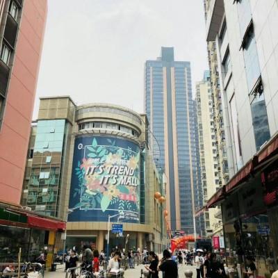 南京路中心旺铺,总价150万,地铁站20米,人流量大