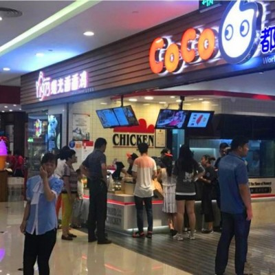 宝山区场北路重餐饮旺铺通燃气可做面条小吃特色人流大商圈成熟