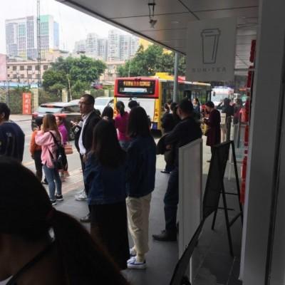 诚意转让天河区华景新城网红品牌茶饮店