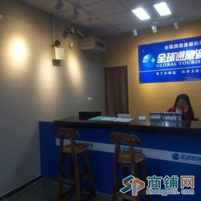 重庆渝北双龙大道临街旺铺转让,紧临医院、学校、公交站