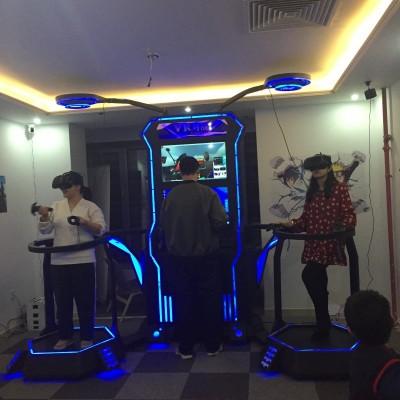 因出国 转让中关村附近VR游戏馆