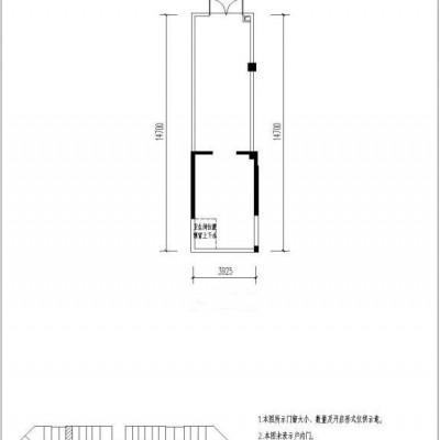 大兴新区 57平米 临街商区 带天然气