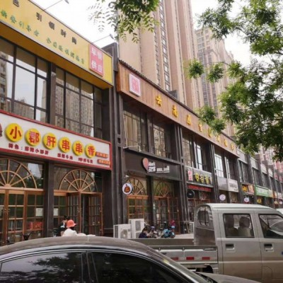 石家庄天悦城临街门脸63-200平米 现房均价2万-3.3万