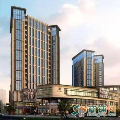 汉唐新都汇,三桥商贸街核心,地铁直通