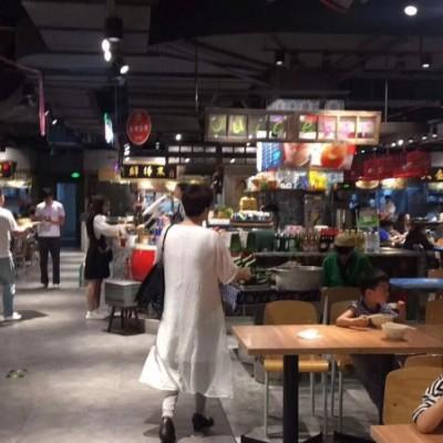 普陀金沙江路商圈近真北路写字楼底商 主招小吃餐饮 有执照