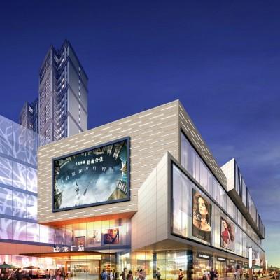 青白江-金龙国际广场