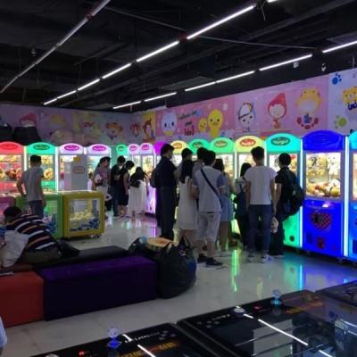 聊城、临清转让大型商超内营业中自助式点位娃娃机