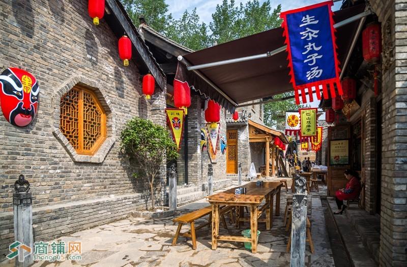 白鹿原民俗文化村景区关闭 业内:西安周边民俗村等供过于求