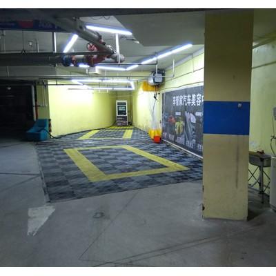 地下汽车美容店转让