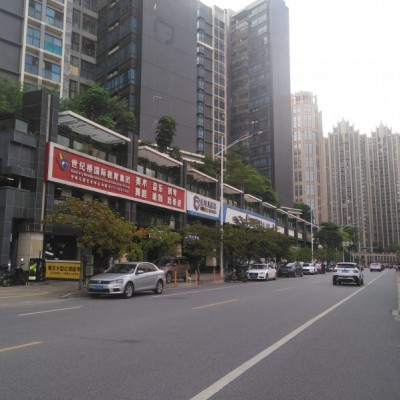 凤岭北二中旁,120平临街铺招租