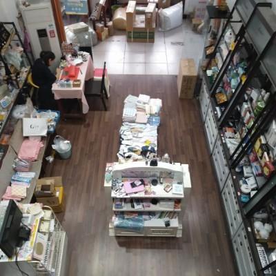 郫都犀浦西南交大校区商业街化妆品店【低价】生意转让