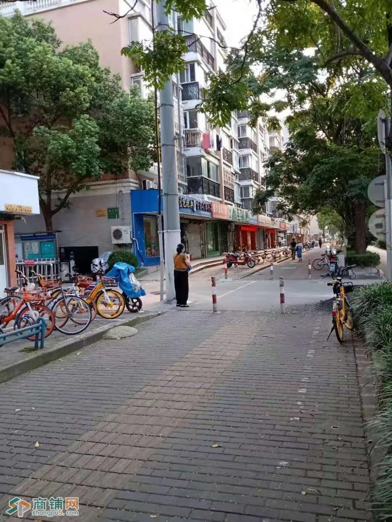 杨浦区五角场财经大学临街门面转让