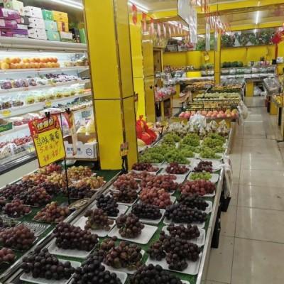 嘉定区江桥新城水果店转让,可以做水果、干货、超市等