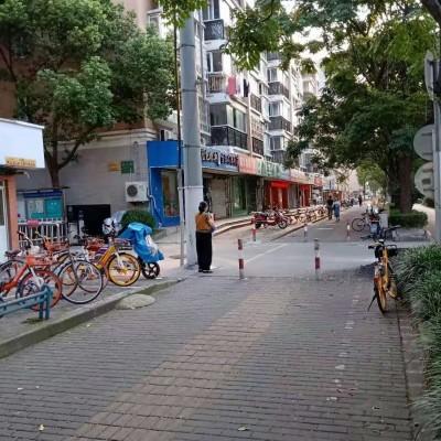 杨浦区五角场财经大学临街商铺门面转让