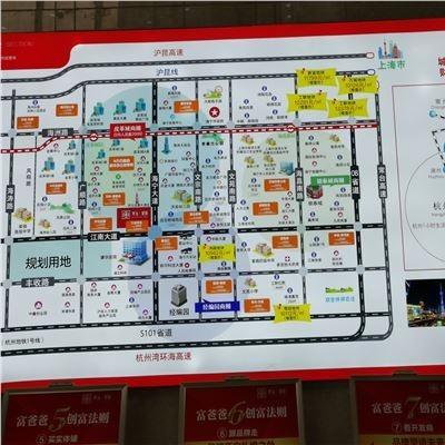 海宁市区沿街商铺单层40平-110平,100万左右