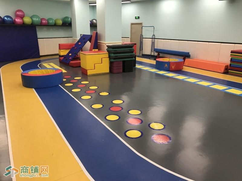 儿童运动馆转让(体适能、篮球、平衡车)