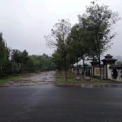 西安汉城坊文化街区