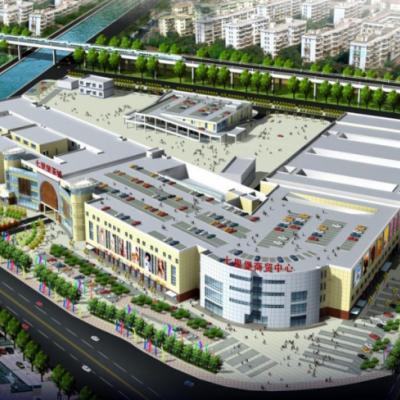 七里堡商贸中心二期扩招 红楼商圈 七里堡市场核心