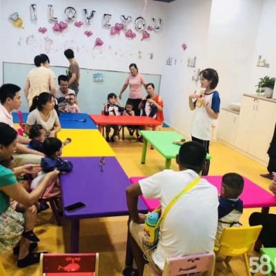 义乌市区高端早教中心急转 经营状况优质