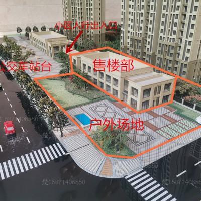 临街商业独栋 可打围做户外活动或停车区 业态不受限制