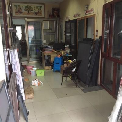 出租(无转让费)杭州莫干山路541号打索桥车站边沿街商铺