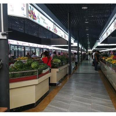 圣地擎山苑农贸市场全新升级改造,现正招商
