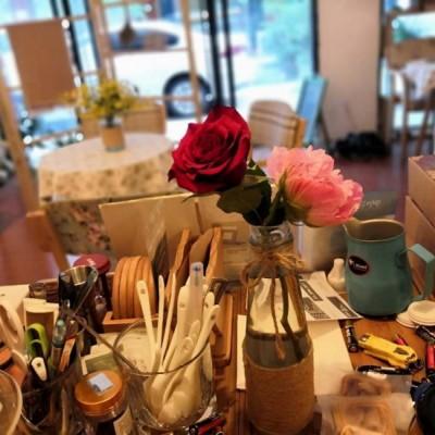 西科大老区咖啡店低价急转