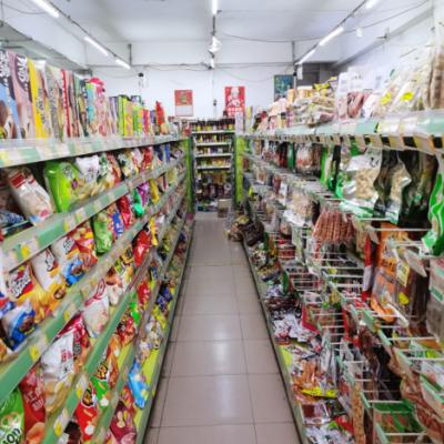 新城子日卖五六千超市出兑