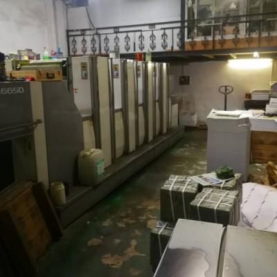 68w收购印刷厂,包设备,包业务,目前定单近40w月,稳赚