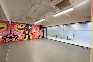 下城创新中国产业园区356方,可做瑜伽室,舞蹈室(合作)