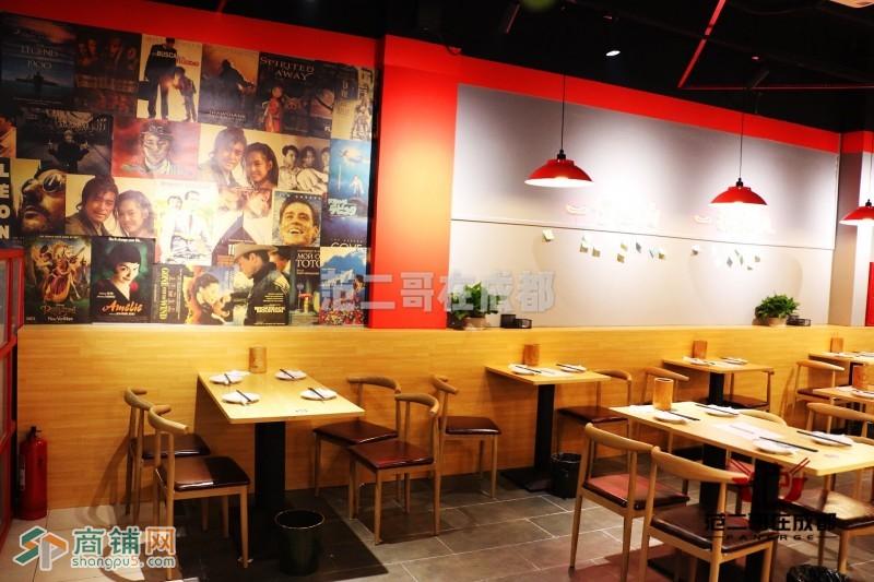 转让青岛市市南区餐饮商铺生意一起转让