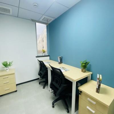 即租即用精装办公室出租,带家私,可短期过渡