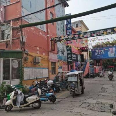 洛阳西工区临街一层商铺 门头6米面积15到70停车方便