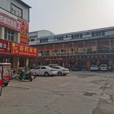 洛阳西工商铺 纯一层48平 临街现铺出租