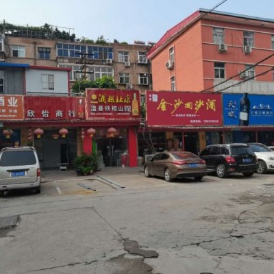 洛阳市西工区繁华商业街一层商铺招租无行业限制
