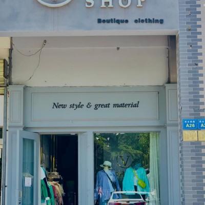 万方广场对面临街女装店转让