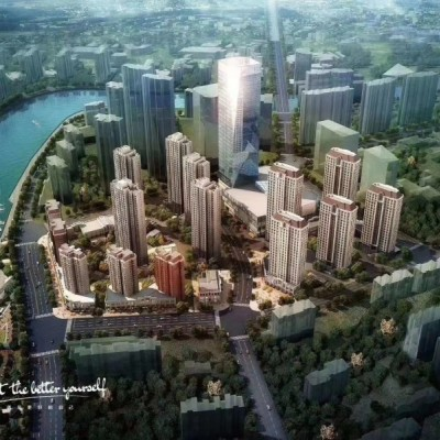 出售京杭大运河附近首创大河公馆商业