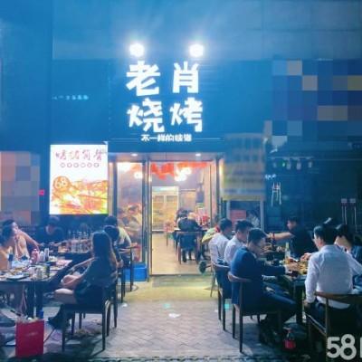 领航城商业街可外摆餐饮店低价转让