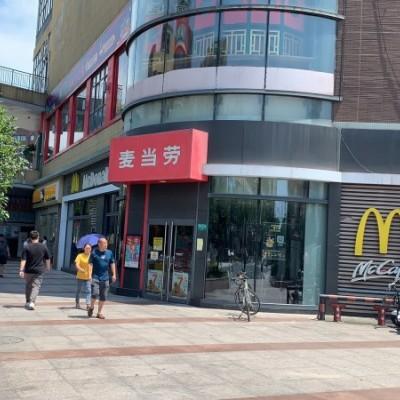 虹桥核心区沿街转角重餐饮商铺