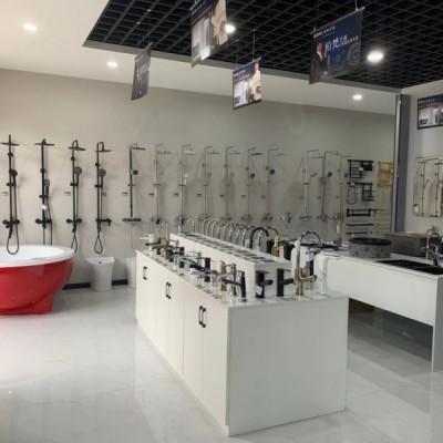 青白江佳飞国际建材市场品牌卫浴店转让